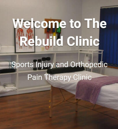 Patrick Connolly- The Rebuild Clinic